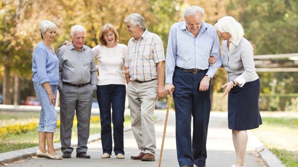Etude sur la mobilité des seniors en France